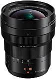 Das Panasonic Leica DG Vario-Elmarit 8-18 mm F2.8-4 ASPH deckt einen kleinbildäquivalenten Brennweitenbereich von 16-36 mm ab. [Foto: Panasonic]