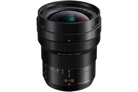 Bild Das Panasonic Leica DG Vario-Elmarit 8-18 mm F2.8-4 ASPH deckt einen kleinbildäquivalenten Brennweitenbereich von 16-36 mm ab. [Foto: Panasonic]